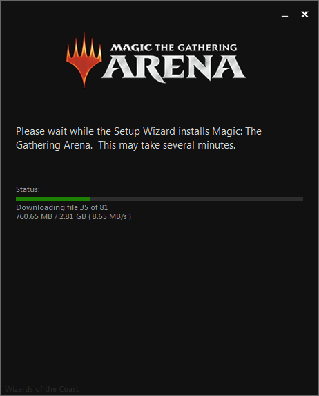 通过修改 HOSTS 文件优化 MTG Arena 游戏体验